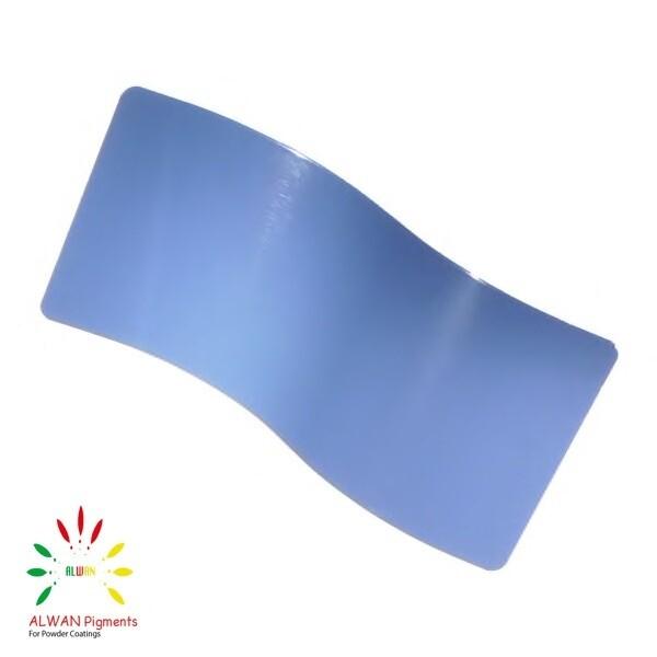 RAL 5023 Alwan powder coating china Wholesale powder coating high glossy epoxy polyester 20kg/Box