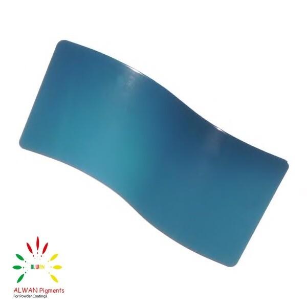 RAL 5009 Alwan powder coating china Wholesale powder coating high glossy epoxy polyester 20kg/Box