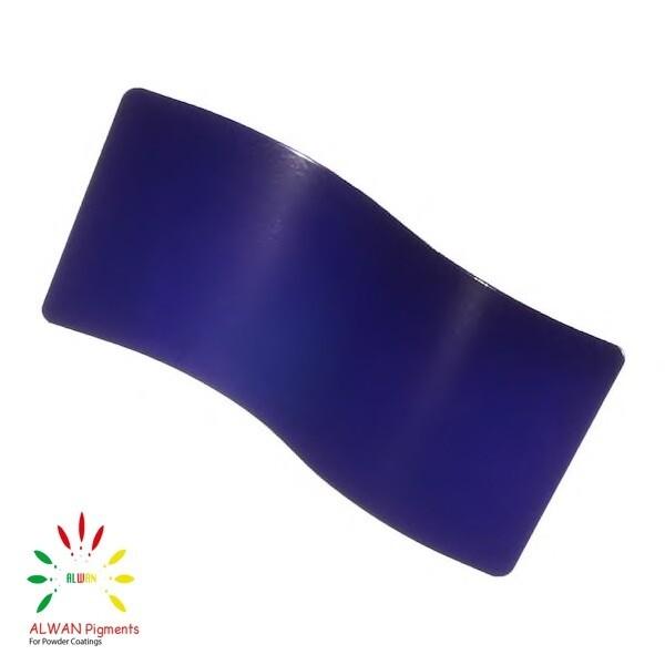 RAL 5022 Alwan powder coating china Wholesale powder coating high glossy epoxy polyester 20kg/Box