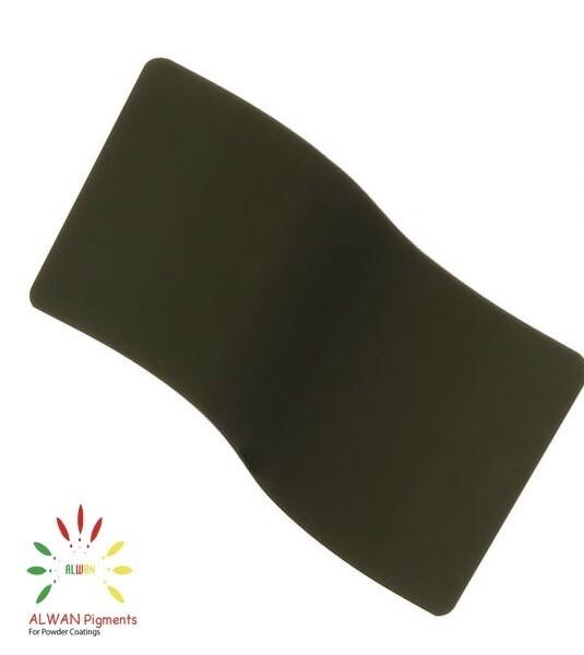 RAL 6008 Alwan powder coating china Wholesale powder coating high glossy epoxy polyester 20kg/Box