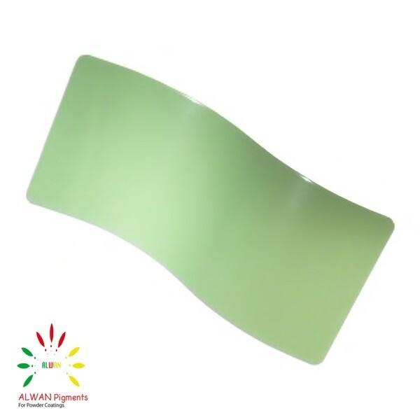 RAL 6021 Alwan powder coating china Wholesale powder coating high glossy epoxy polyester 20kg/Box