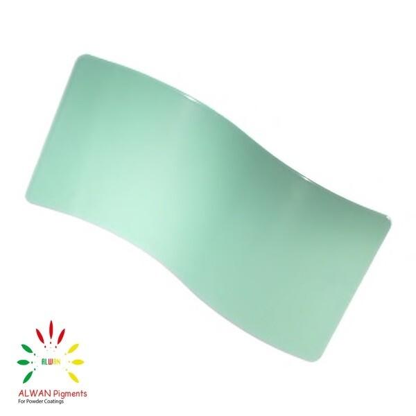 RAL 6027 Alwan powder coating china Wholesale powder coating high glossy epoxy polyester 20kg/Box