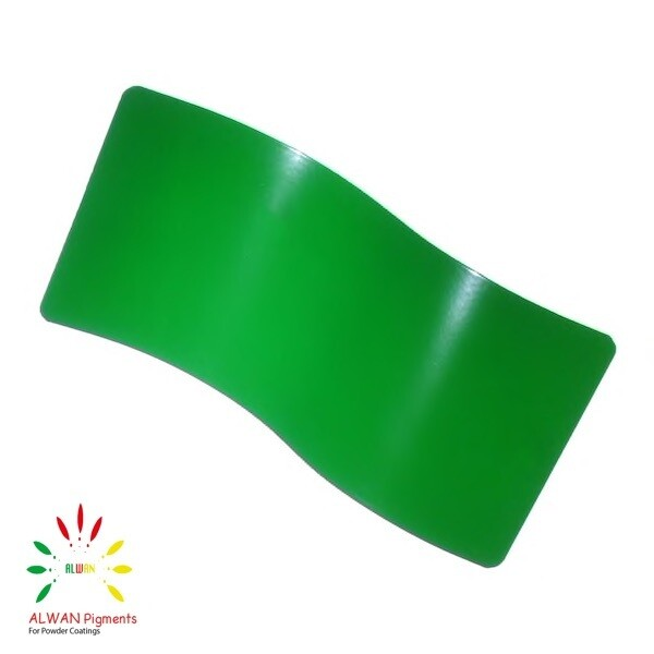 RAL 6001 Alwan powder coating china Wholesale powder coating high glossy epoxy polyester 20kg/Box