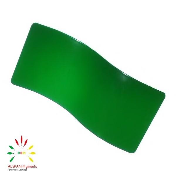 RAL 6002 Alwan powder coating china Wholesale powder coating high glossy epoxy polyester 20kg/Box