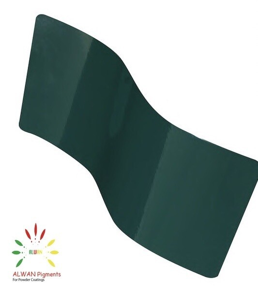 RAL 6004 Alwan powder coating china Wholesale powder coating high glossy epoxy polyester 20kg/Box