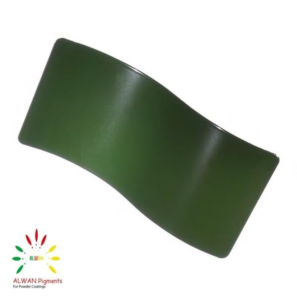 RAL 6020 Alwan powder coating china Wholesale powder coating high glossy epoxy polyester 20kg/Box
