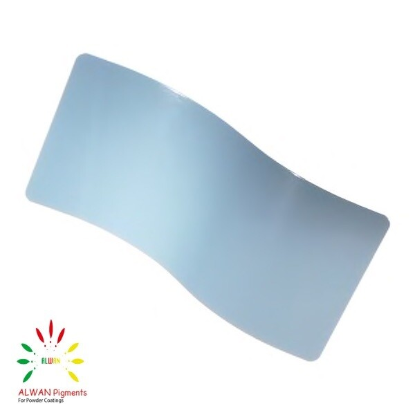 RAL 5024 Alwan powder coating china Wholesale powder coating high glossy epoxy polyester 20kg/Box