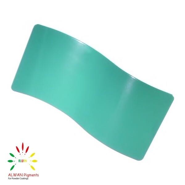 RAL 6033 Alwan powder coating china Wholesale powder coating high glossy epoxy polyester 20kg/Box