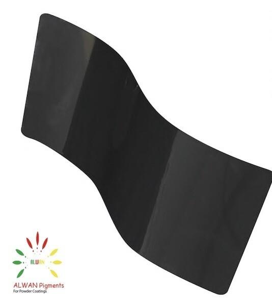 RAL 7021 Alwan powder coating china Wholesale powder coating high glossy epoxy polyester 20kg/Box
