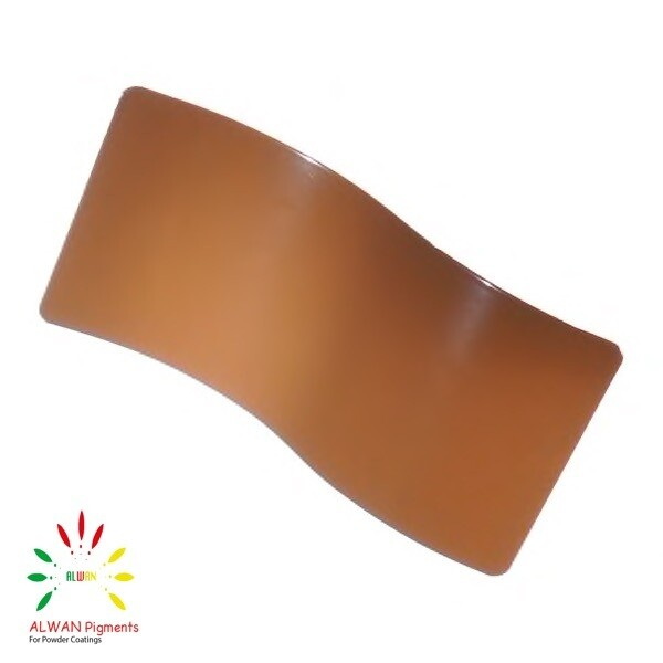 RAL 8024 Alwan powder coating china Wholesale powder coating high glossy epoxy polyester 20kg/Box