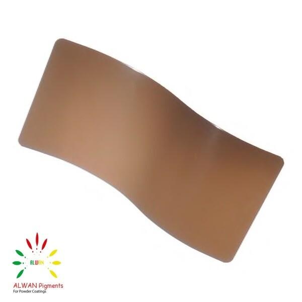 RAL 8025 Alwan powder coating china Wholesale powder coating high glossy epoxy polyester 20kg/Box