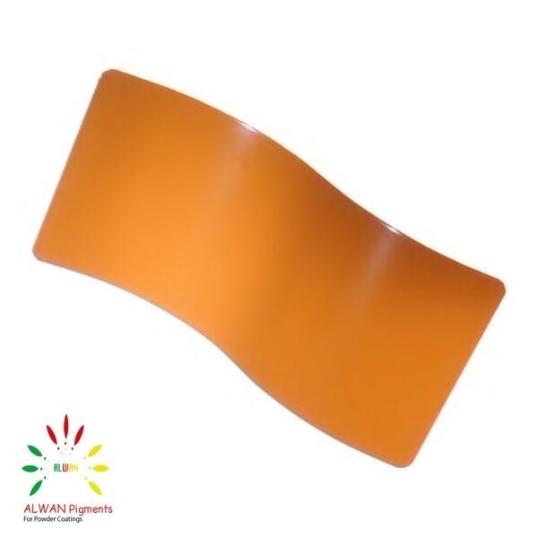 RAL 8001 Alwan powder coating china Wholesale powder coating high glossy epoxy polyester 20kg/Box