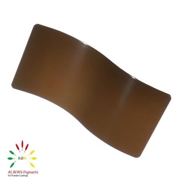 RAL 8014 Alwan powder coating china Wholesale powder coating high glossy epoxy polyester 20kg/Box