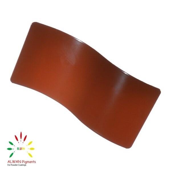 RAL 8015 Alwan powder coating china Wholesale powder coating high glossy epoxy polyester 20kg/Box