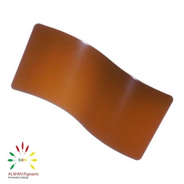 RAL 8007 Alwan powder coating china Wholesale powder coating high glossy epoxy polyester 20kg/Box