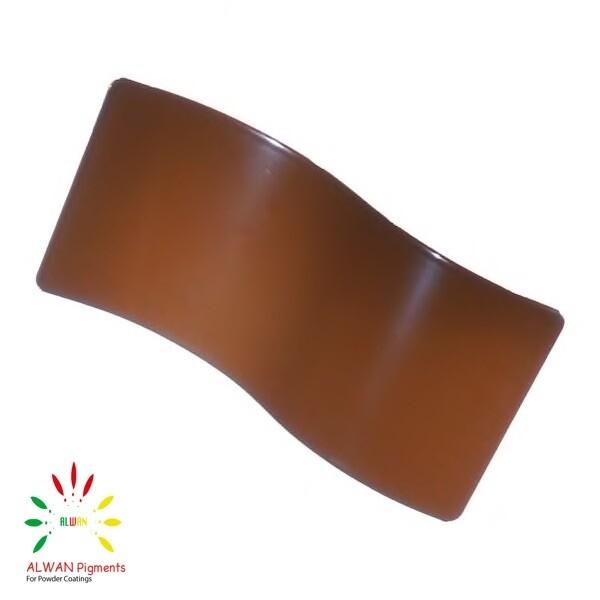RAL 8011 Alwan powder coating china Wholesale powder coating high glossy epoxy polyester 20kg/Box