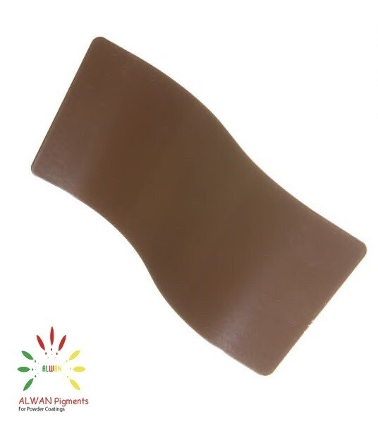 RAL 8017 Alwan powder coating china Wholesale powder coating high glossy epoxy polyester 20kg/Box