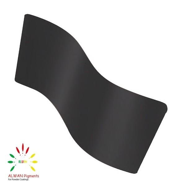 RAL 8022 Alwan powder coating china Wholesale powder coating high glossy epoxy polyester 20kg/Box