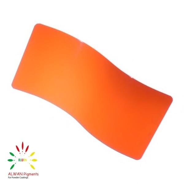 RAL 8023 Alwan powder coating china Wholesale powder coating high glossy epoxy polyester 20kg/Box