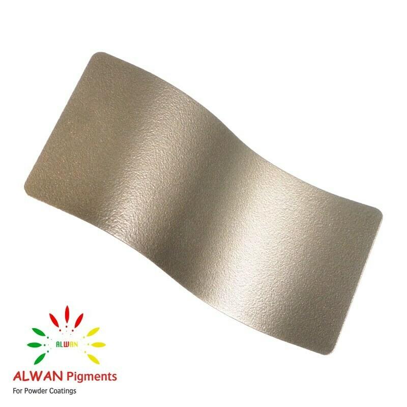 22k gold texture Alwan powder coating china Wholesale powder coating high glossy epoxy polyester 20kg/Box