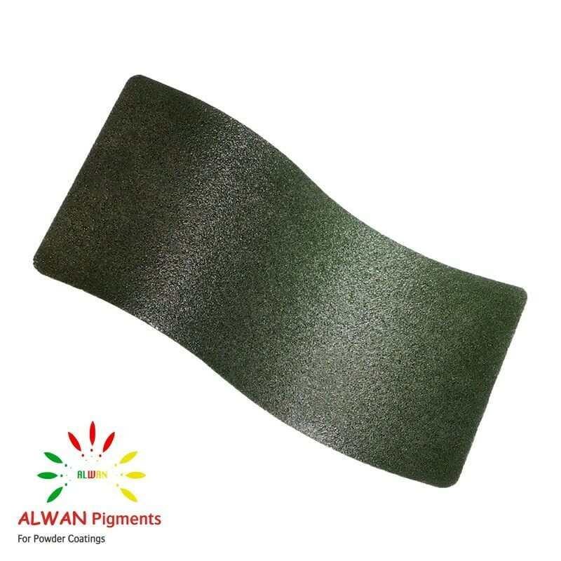 Bio Green Texture Alwan powder coating china Wholesale powder coating high glossy epoxy polyester 20kg/Box