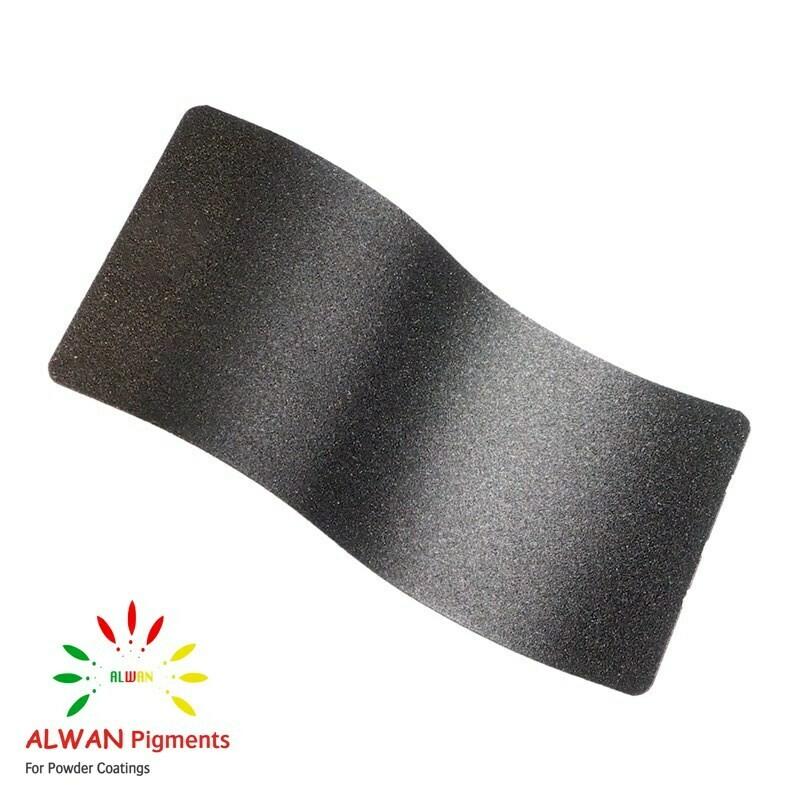 Black Texture Alwan powder coating china Wholesale powder coating high glossy epoxy polyester 20kg/Box