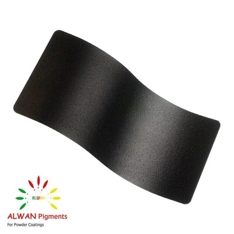 Black Cast Texture Alwan powder coating china Wholesale powder coating high glossy epoxy polyester 20kg/Box