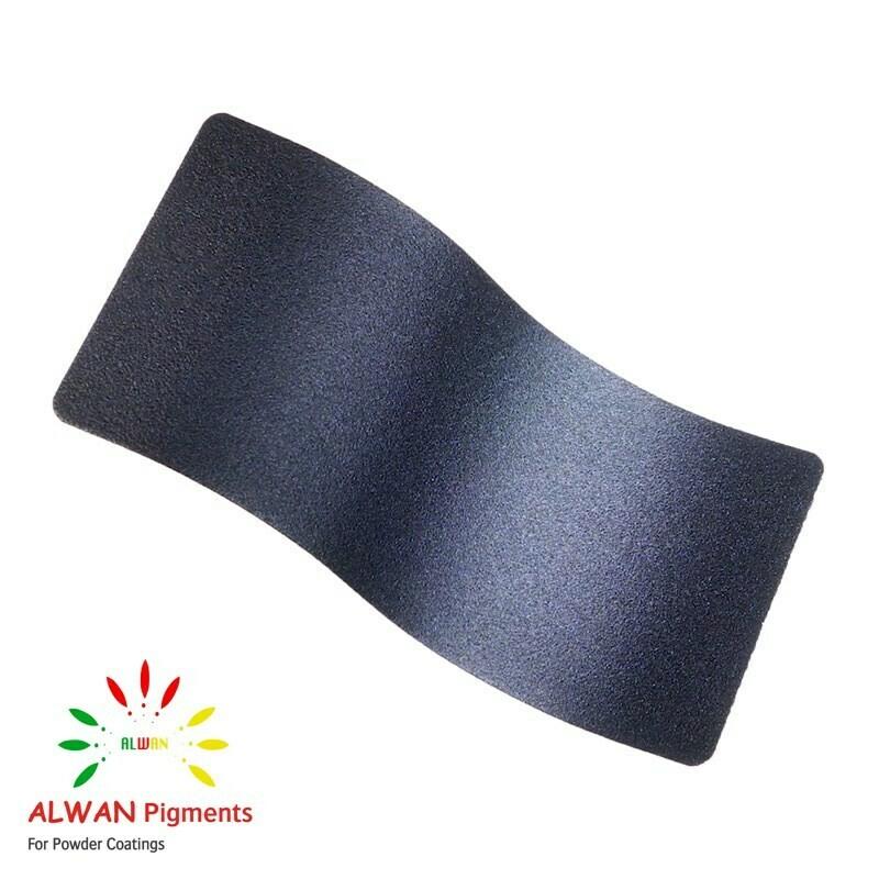 Blue Cast Texture Alwan powder coating china Wholesale powder coating high glossy epoxy polyester 20kg/Box