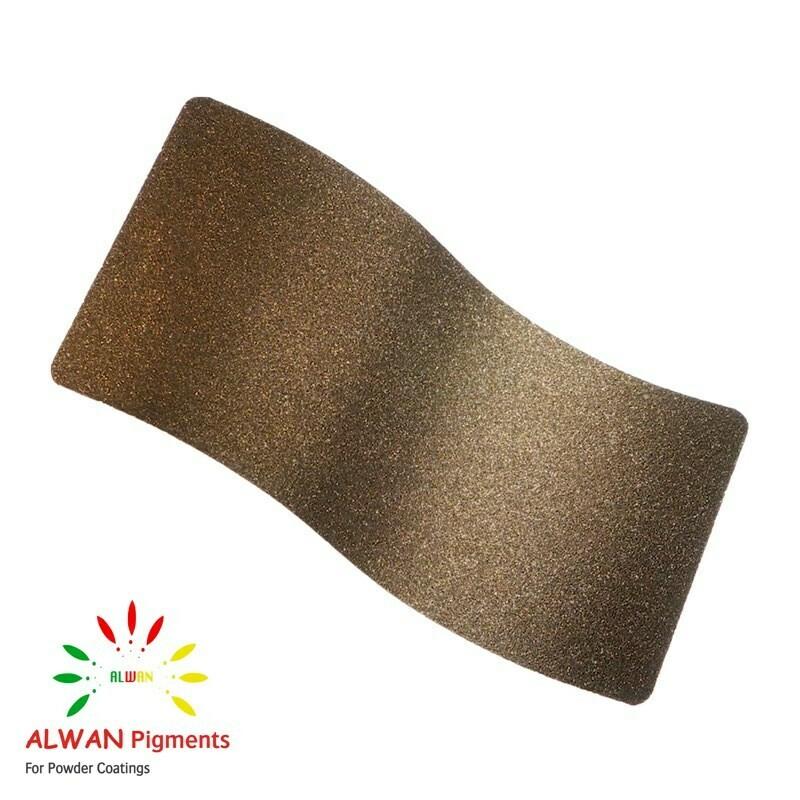 Bronze Cast Texture Alwan powder coating china Wholesale powder coating high glossy epoxy polyester 20kg/Box