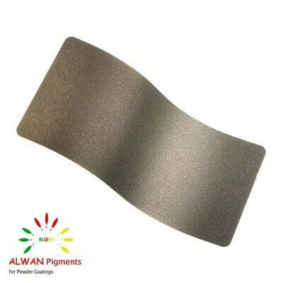 Bronze Texture  II Alwan powder coating china Wholesale powder coating high glossy epoxy polyester 20kg/Box