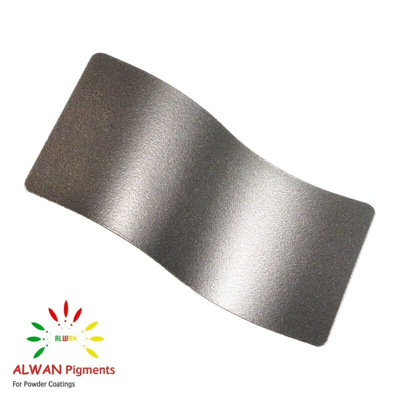 Bronze Texture  III Alwan powder coating china Wholesale powder coating high glossy epoxy polyester 20kg/Box