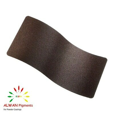 Brown Texture Alwan powder coating china Wholesale powder coating high glossy epoxy polyester 20kg/Box