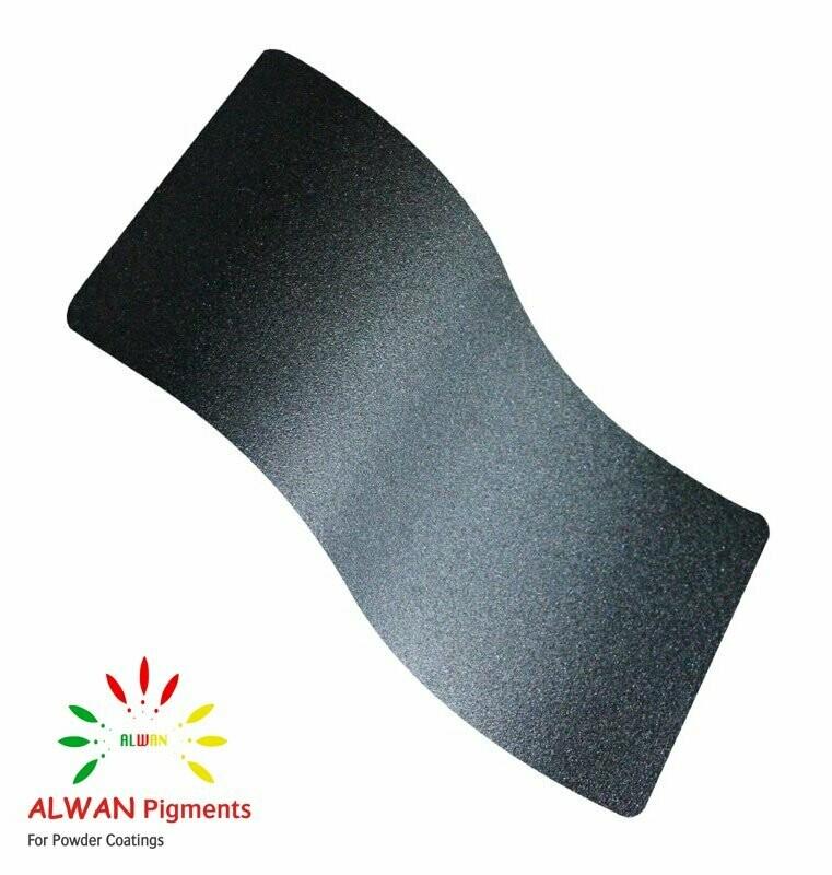 Dark Blue Texture Alwan powder coating china Wholesale powder coating high glossy epoxy polyester 20kg/Box