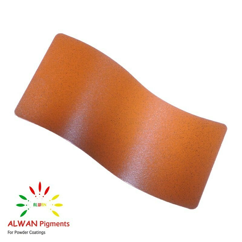 Deep Rust Texture Alwan powder coating china Wholesale powder coating high glossy epoxy polyester 20kg/Box