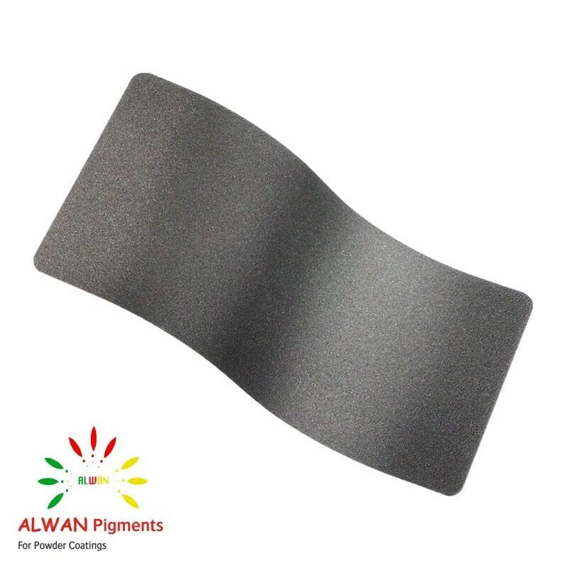 Charcoal Texture Alwan powder coating china Wholesale powder coating high glossy epoxy polyester 20kg/Box