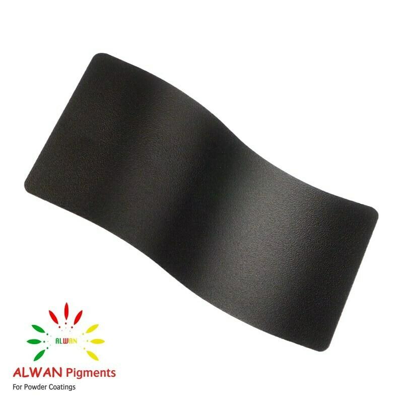 D-black Texture Alwan powder coating china Wholesale powder coating high glossy epoxy polyester 20kg/Box