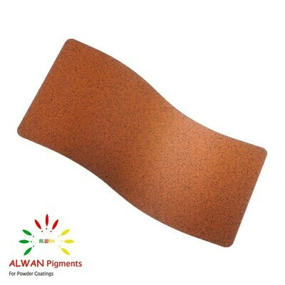 Deep-rust Texture Alwan powder coating china Wholesale powder coating high glossy epoxy polyester 20kg/Box