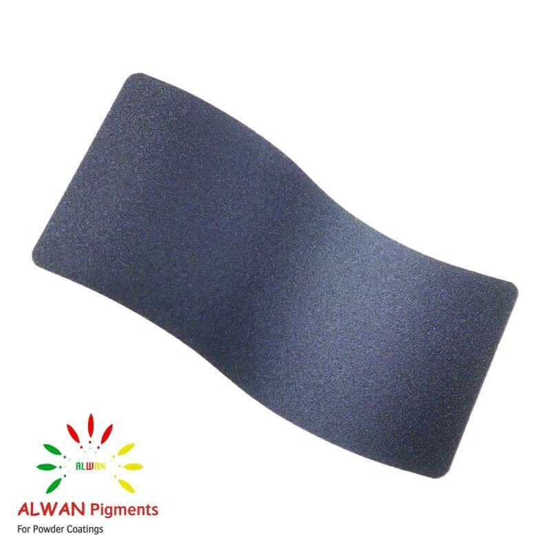 Double Blue Cast Alwan powder coating china Wholesale powder coating high glossy epoxy polyester 20kg/Box