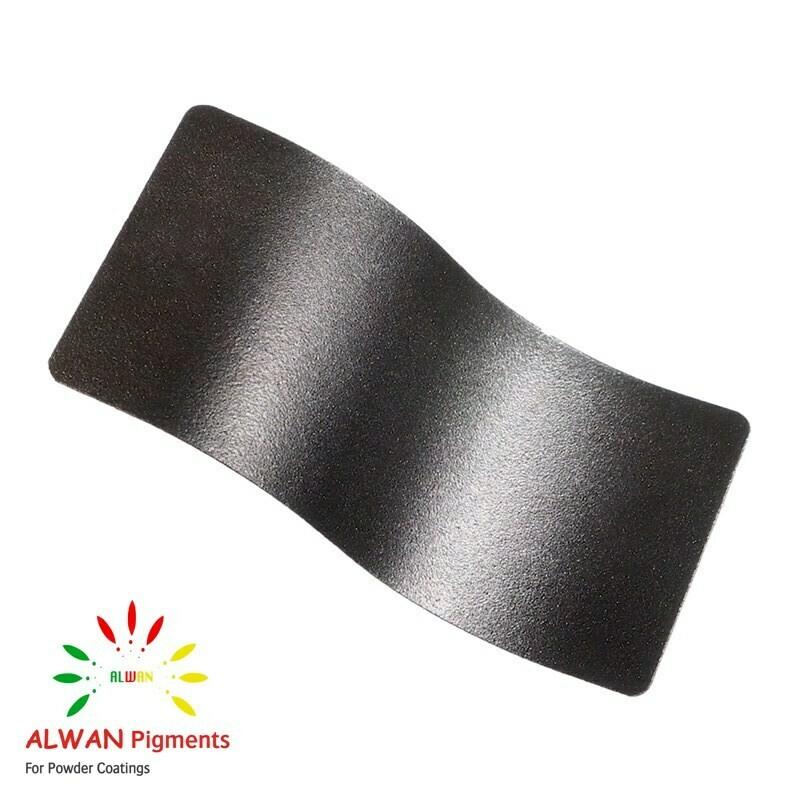 Deep Grey Texture Alwan powder coating china Wholesale powder coating high glossy epoxy polyester 20kg/Box