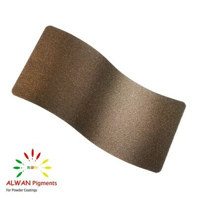 Double Bronze Alwan powder coating china Wholesale powder coating high glossy epoxy polyester 20kg/Box