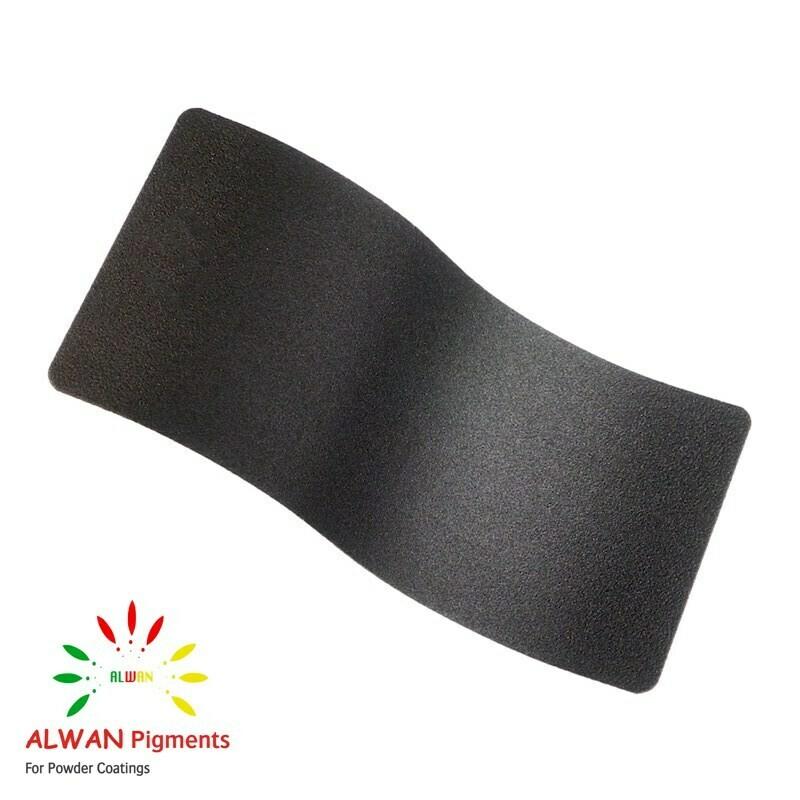 Granite Black Texture Alwan powder coating china Wholesale powder coating high glossy epoxy polyester 20kg/Box