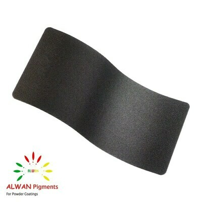 Granite Black Texture Alwan powder coating china Wholesale powder coating high glossy epoxy polyester 20kg/Box