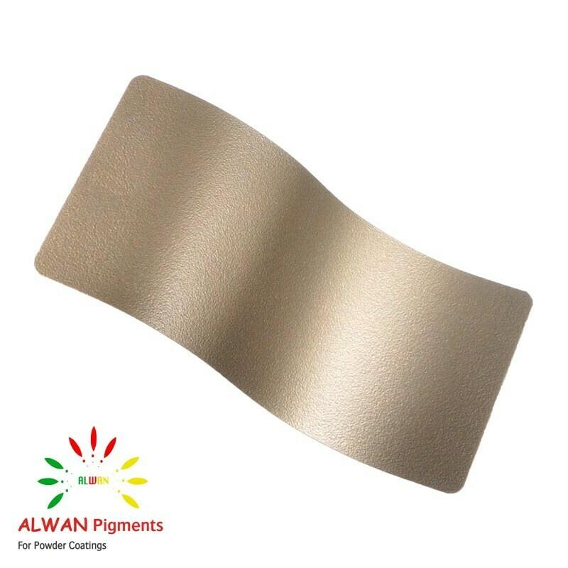 Gold Texture Alwan powder coating china Wholesale powder coating high glossy epoxy polyester 20kg/Box
