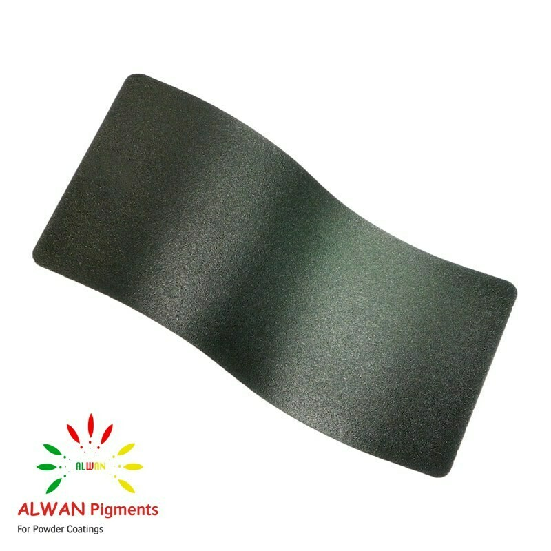 Emerald Texture III Alwan powder coating china Wholesale powder coating high glossy epoxy polyester 20kg/Box