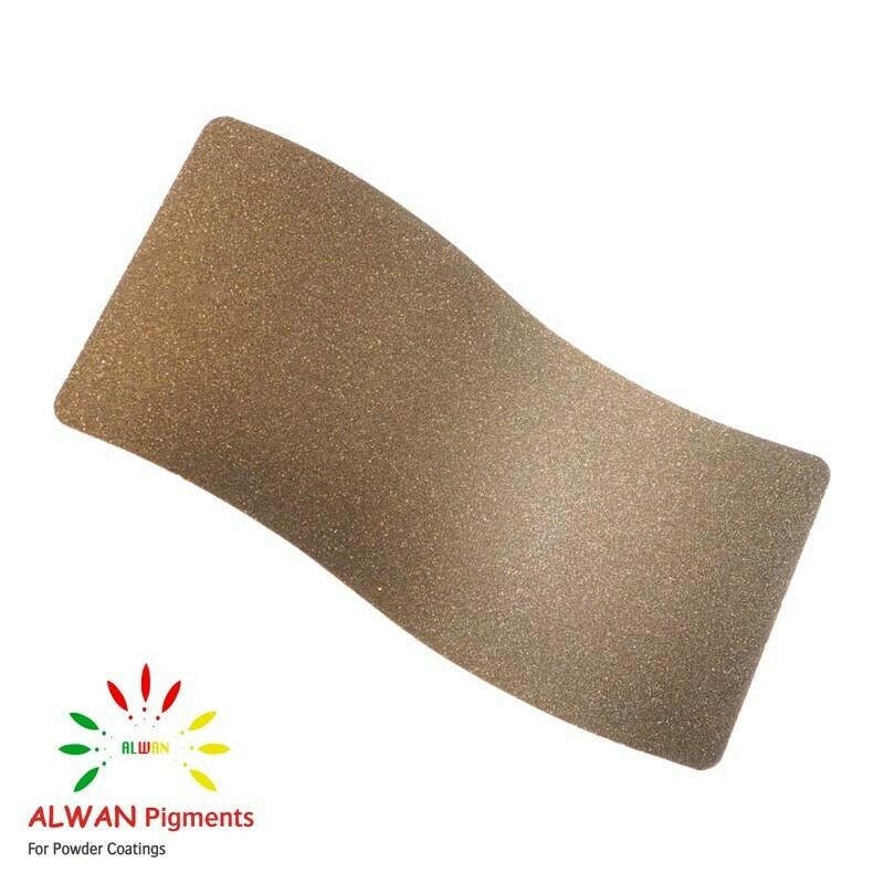 Gold Dust Texture Alwan powder coating china Wholesale powder coating high glossy epoxy polyester 20kg/Box