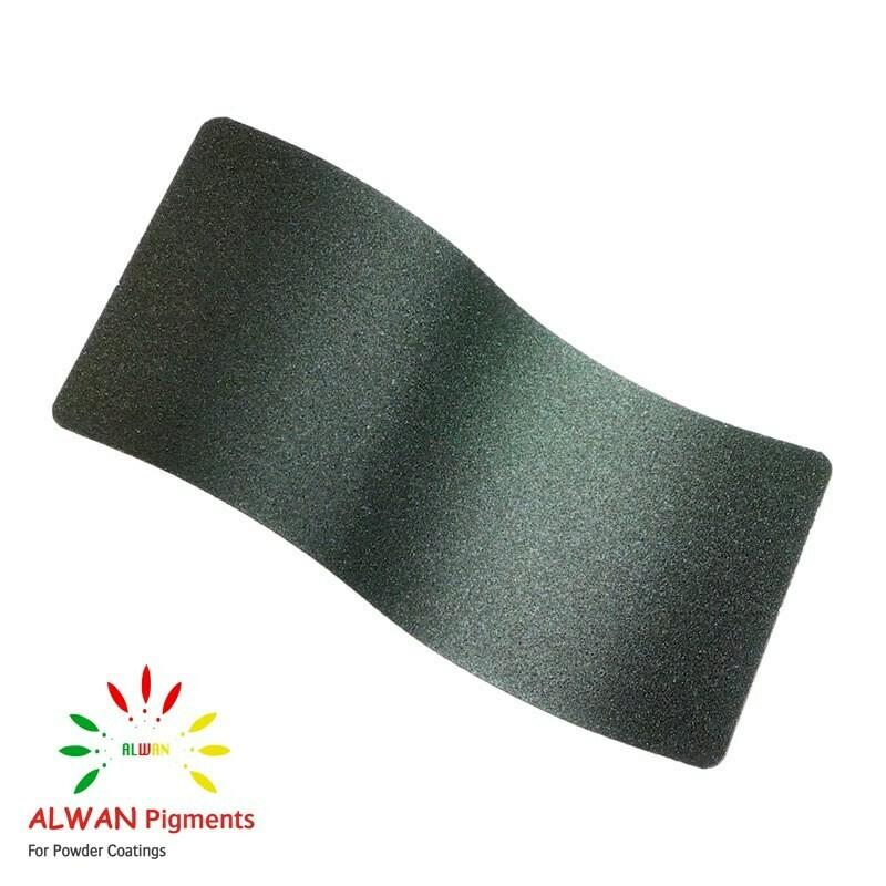 Green Bay Texture Alwan powder coating china Wholesale powder coating high glossy epoxy polyester 20kg/Box