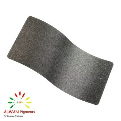 Gun Grey Texture Alwan powder coating china Wholesale powder coating high glossy epoxy polyester 20kg/Box