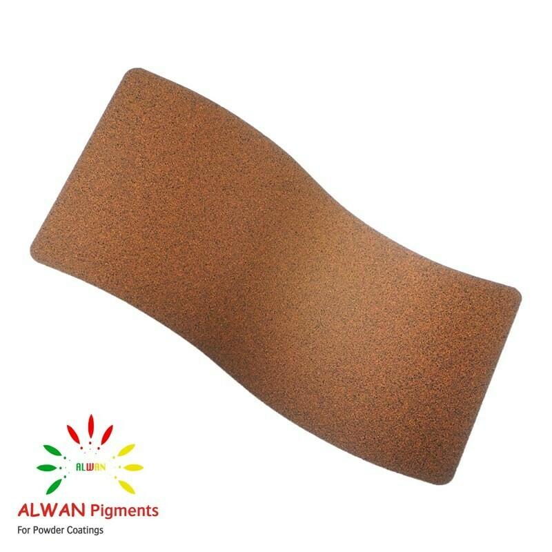 Rusty Sandpaper Texture Alwan powder coating china Wholesale powder coating high glossy epoxy polyester 20kg/Box