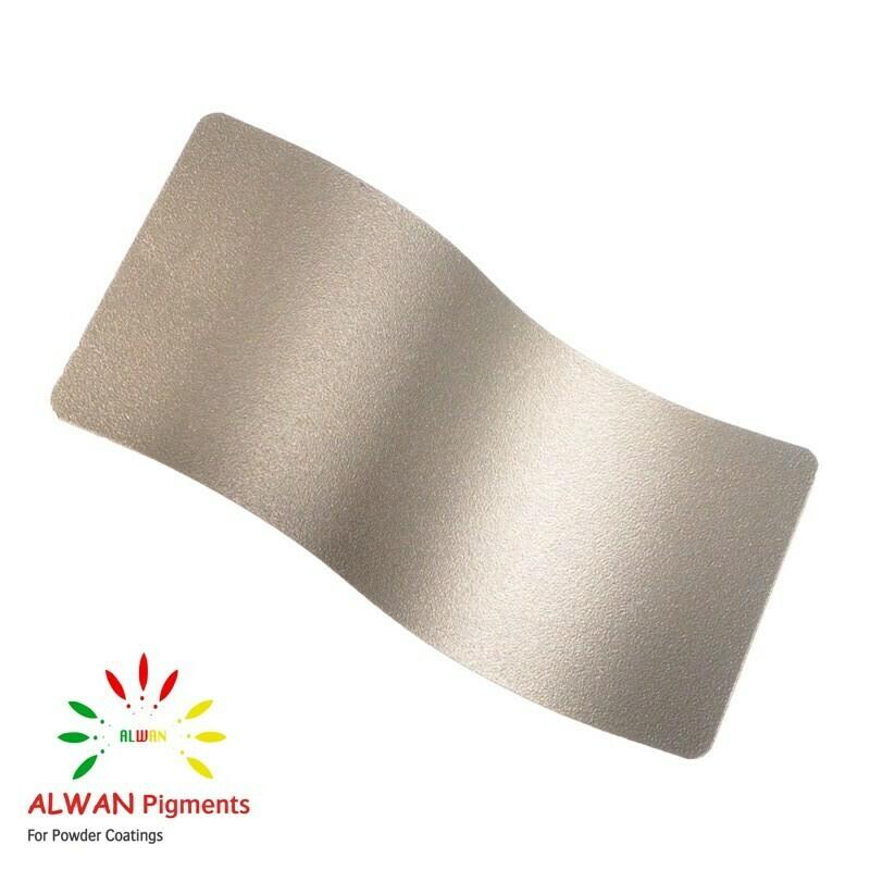 Nickel Texture Alwan powder coating china Wholesale powder coating high glossy epoxy polyester 20kg/Box