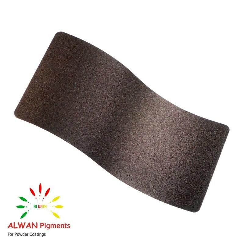 Prune Roughneck Texture Alwan powder coating china Wholesale powder coating high glossy epoxy polyester 20kg/Box